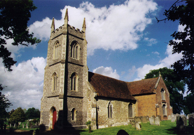 St Mary, Hartley Wintney - geograph.org.uk - 1484702.jpg