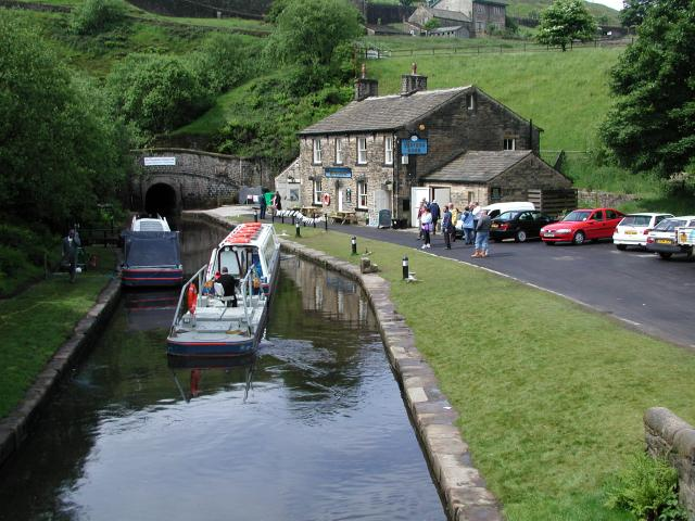 Standedge Tunnel - geograph.org.uk - 2082