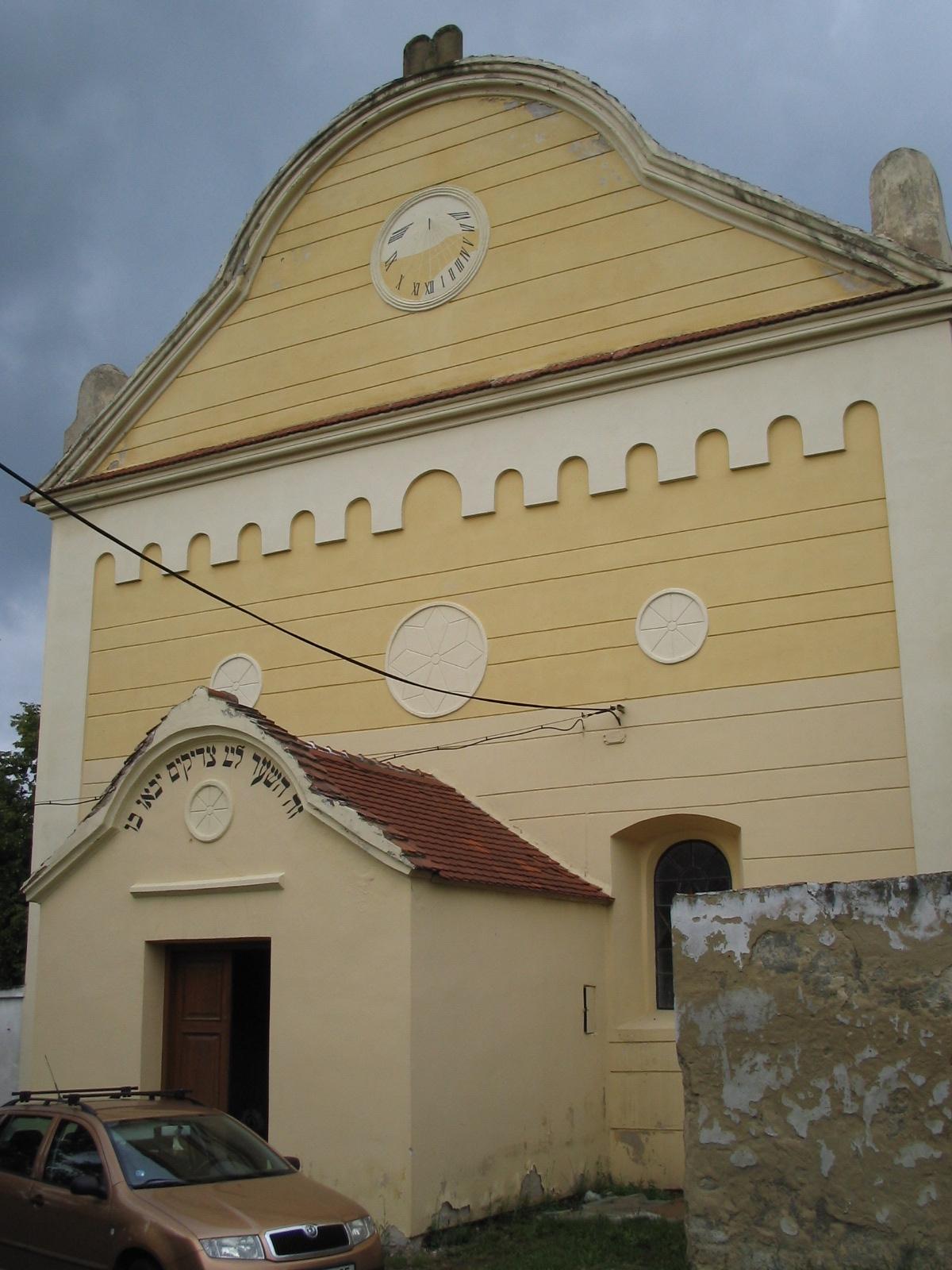 Synagoga ve Strážnici