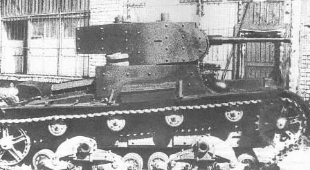 Soviet T-26