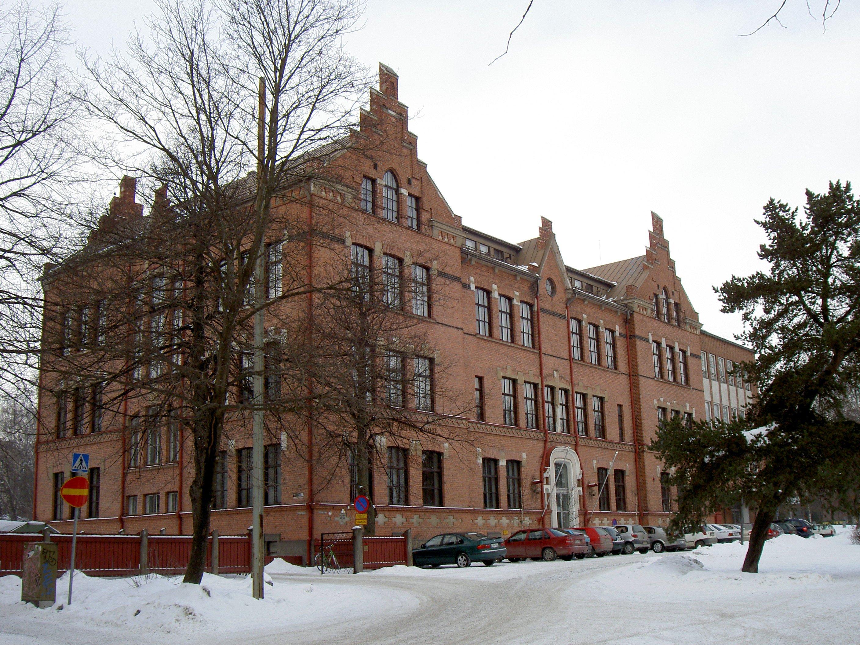 Tampereen yhteiskoulun lukio - Wikiwand