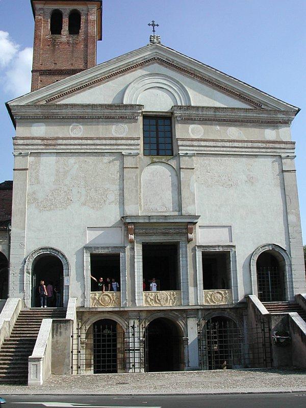 Chiesa di san sebastiano mantova wikipedia - Architetto mantova ...