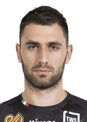 Tsvetan Sokolov Bulgarian volleyball player