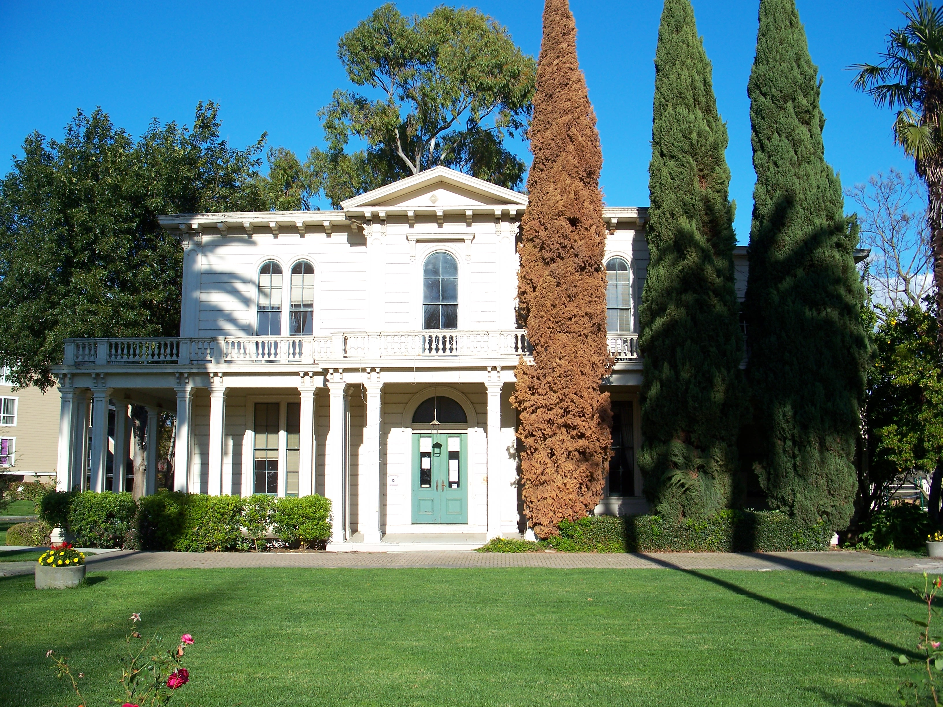 File usa santa clara james lick mansion wikimedia for Mansions for sale in the usa