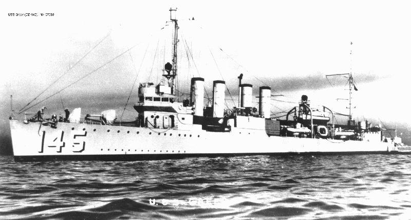 USS Greer (DD-145)