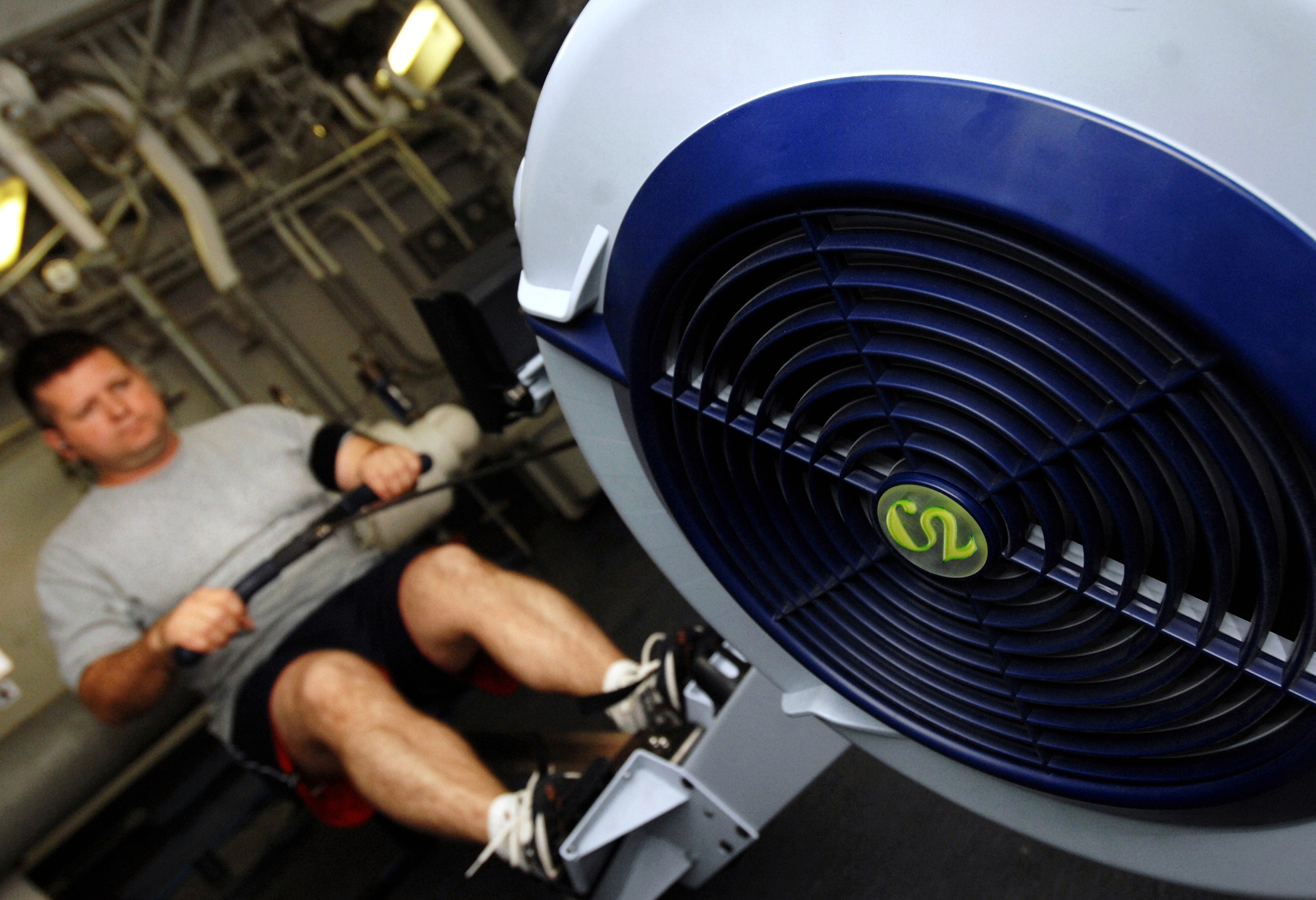Why the rowing machine is the best form of cardio
