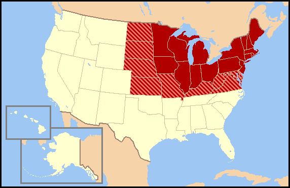 FileUS MapNorthPNG Wikimedia Commons - North us map