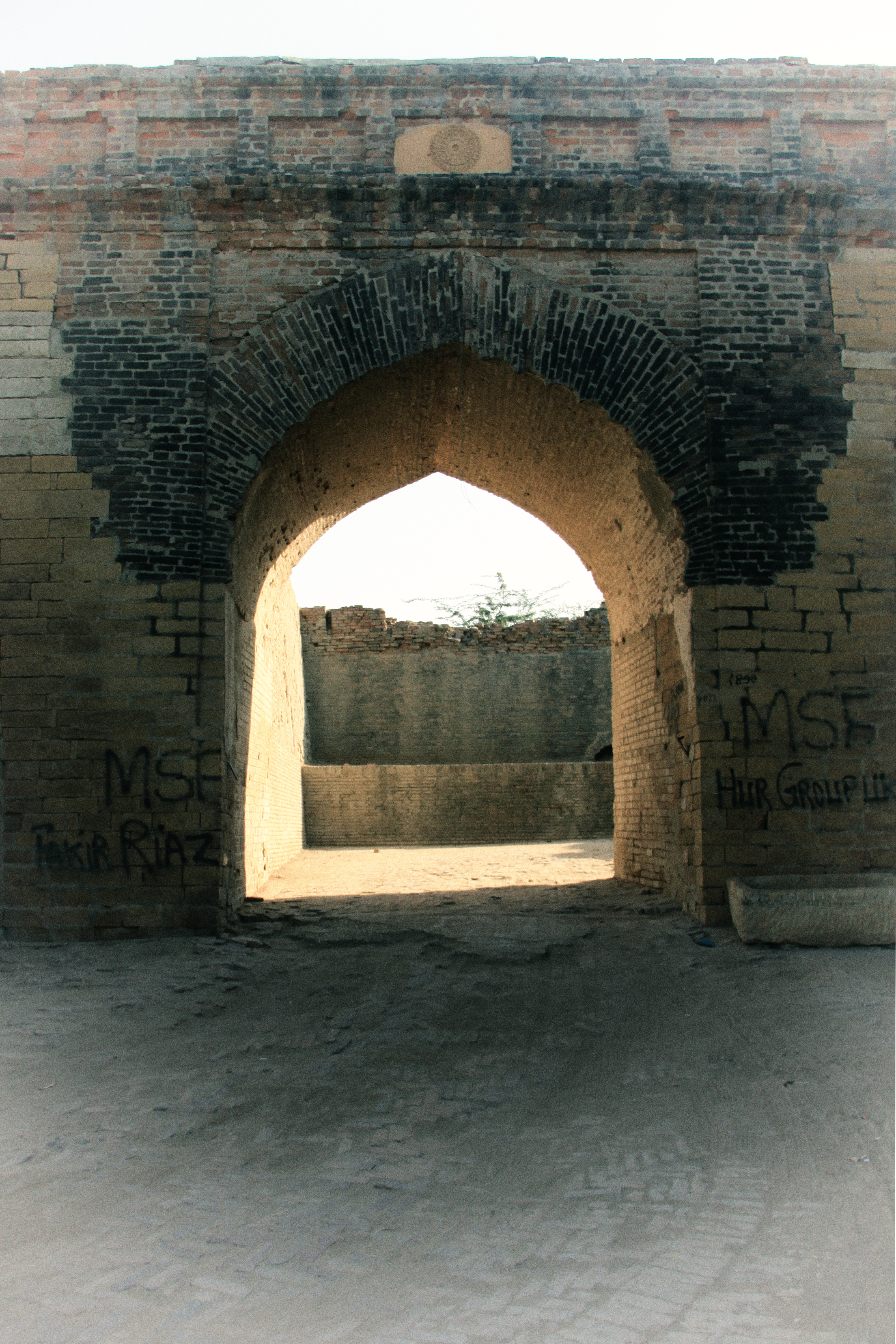 Fileumerkot Fort First Entrancejpg Wikimedia Commons