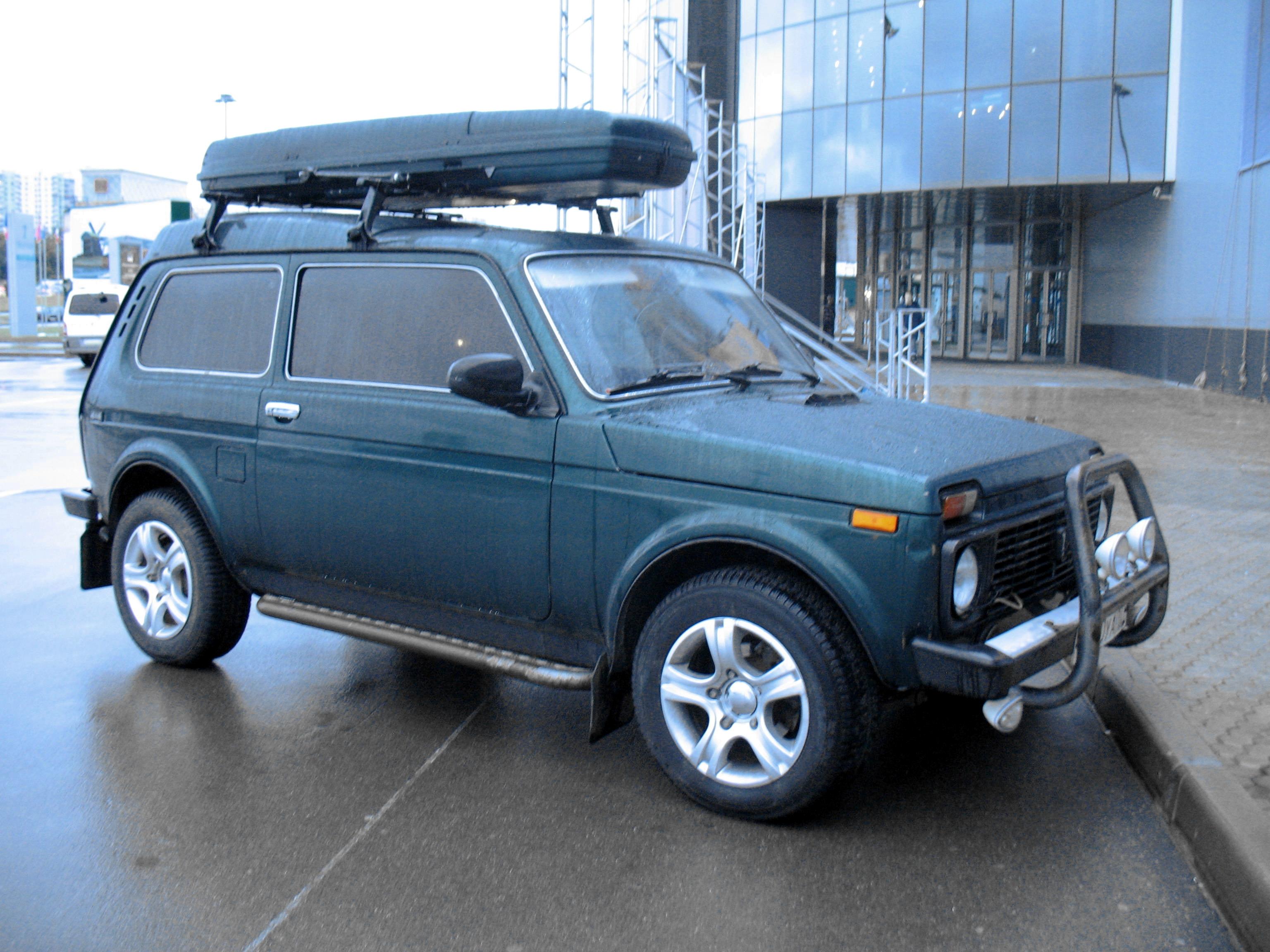 """Автомобиль ВАЗ-2121  """"НИВА """" - самая удачная конструкторская разработка АО  """"АВТОВАЗ """", объединившая комфорт легкового..."""