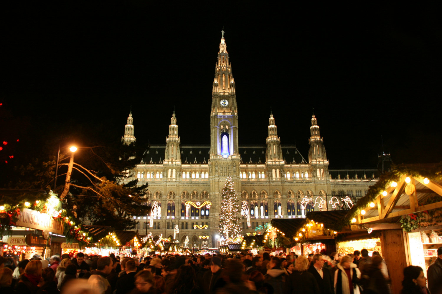 Europes best christmas food markets