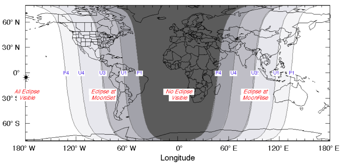 Vox Eclipse Map.File Visibility Lunar Eclipse 2015 04 04 Png Wikimedia Commons