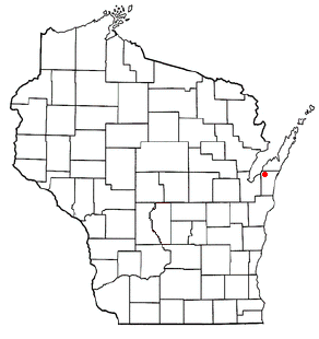 Red River, Wisconsin Town in Wisconsin, United States
