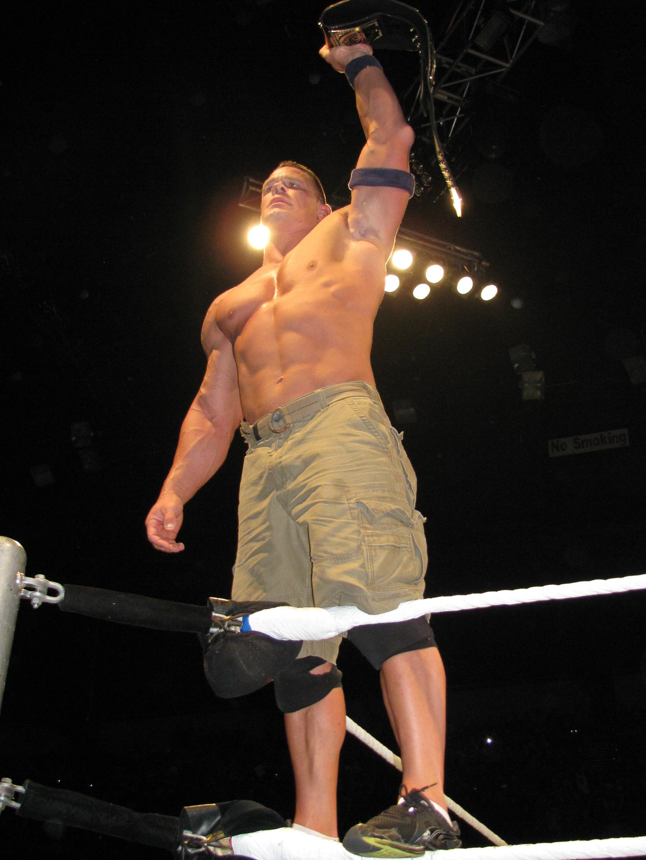 File:WWE Champion John Cena 2013.jpg - Wikimedia CommonsJohn Cena Wwe Champion 2013 Champ Is Here