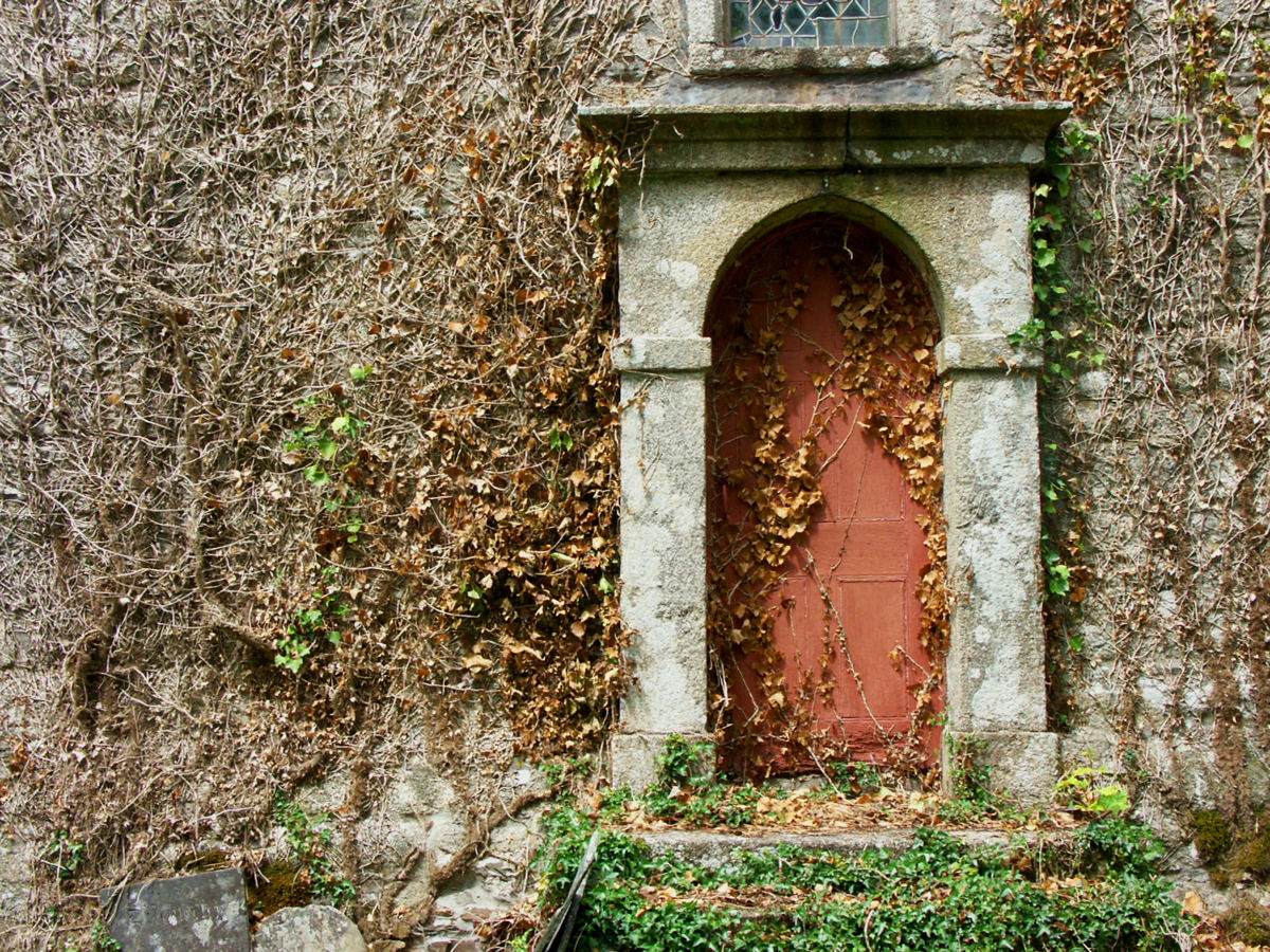 FileWall and door of the Church of St. Protus and St. Hyacinth & File:Wall and door of the Church of St. Protus and St. Hyacinth at ...