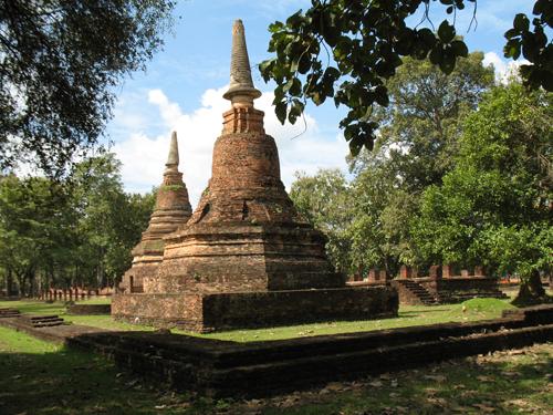 Wat Phra That, Кампэнгпет