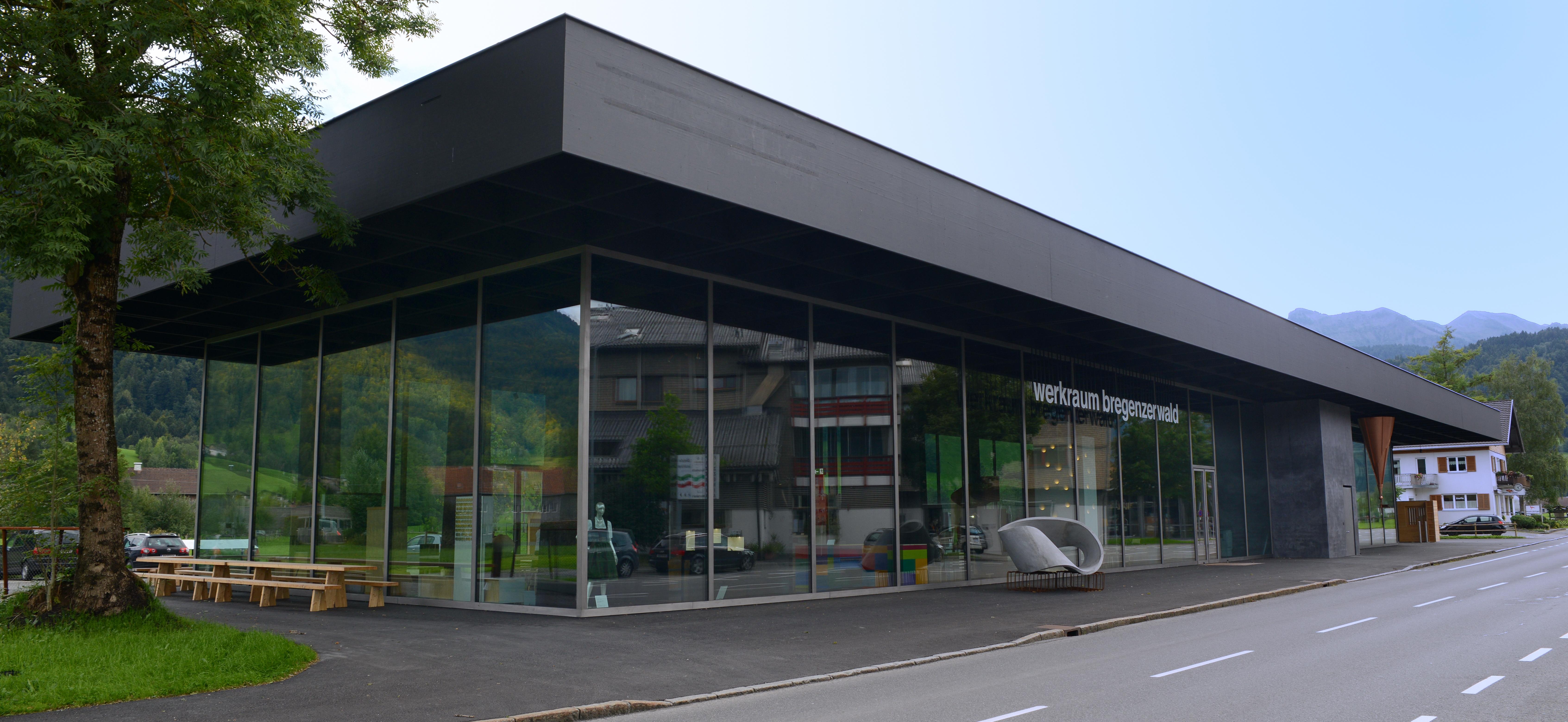File Werkraum Haus Von Peter Zumthor In Andelsbuch 1 Jpg Wikimedia