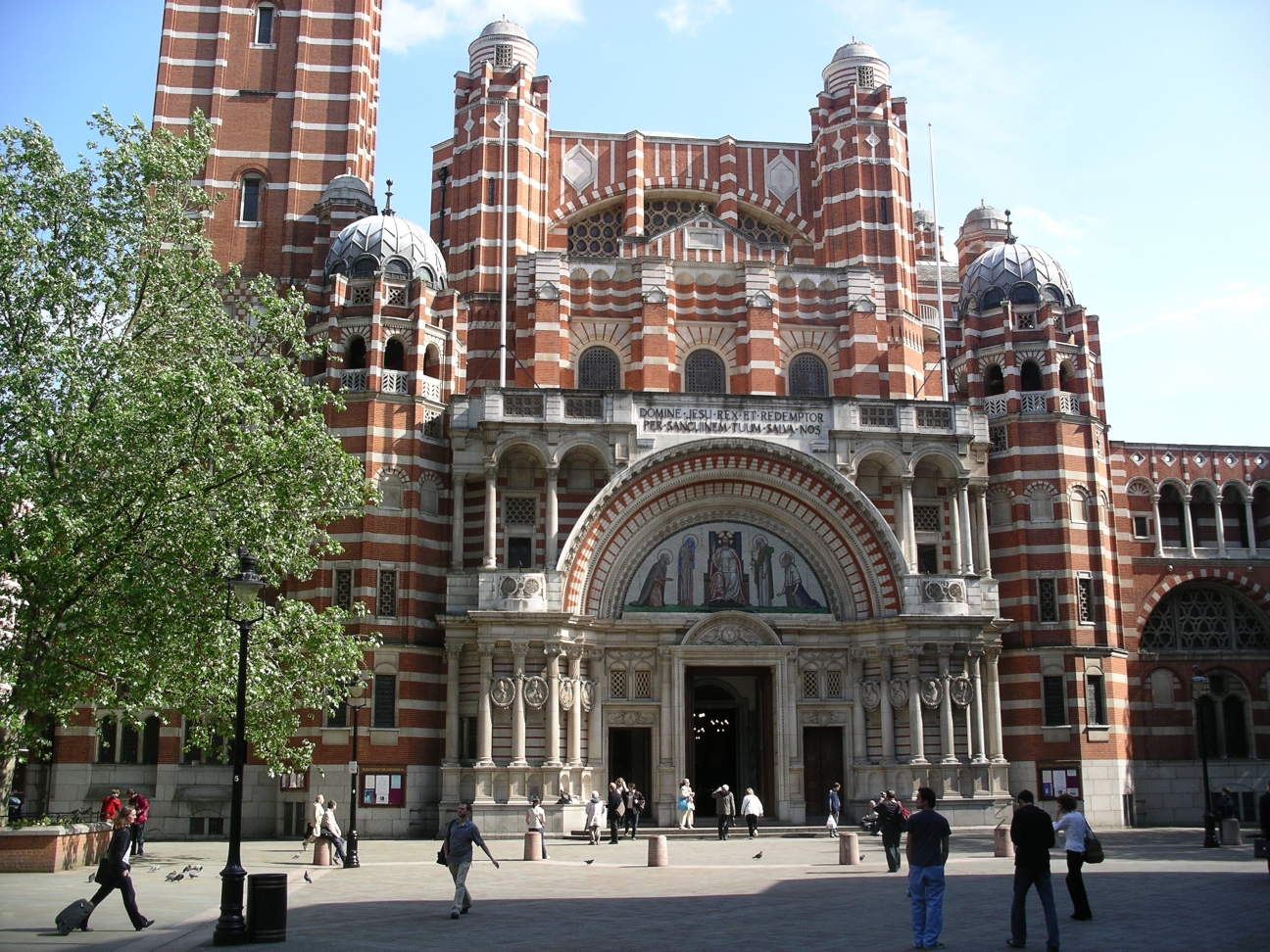 GC5RHZG London Westminster Cathedral Earthcache (Earthcache) in ...