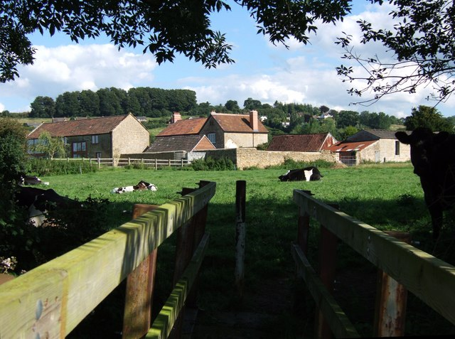 Winterhay Farm - geograph.org.uk - 510589