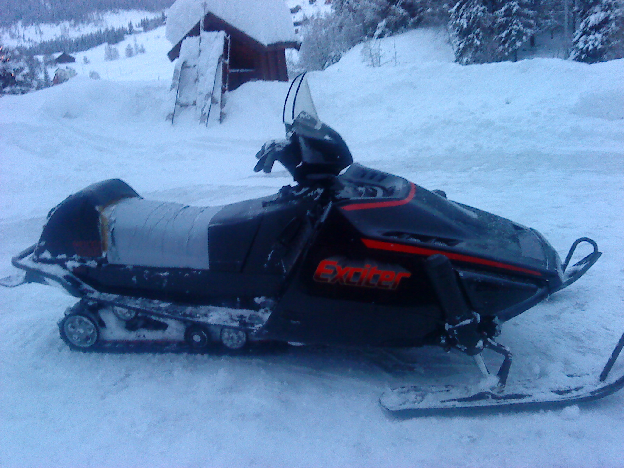 Yamaha Exciter Snowmobile Service Manual