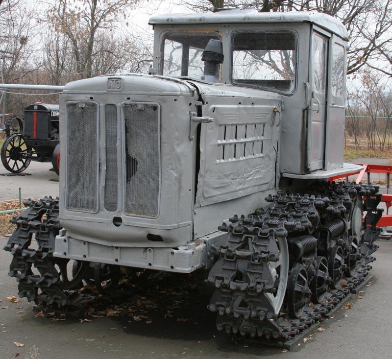 Т-74 (трактор) - Wikiwand