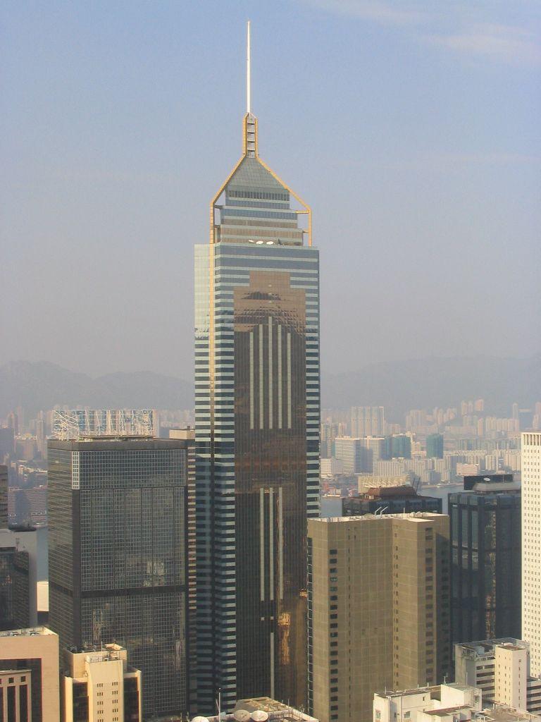 1992 - Central Plaza Hong Kong %E4%B8%AD%E7%92%B0%E5%BB%A3%E5%A0%B4