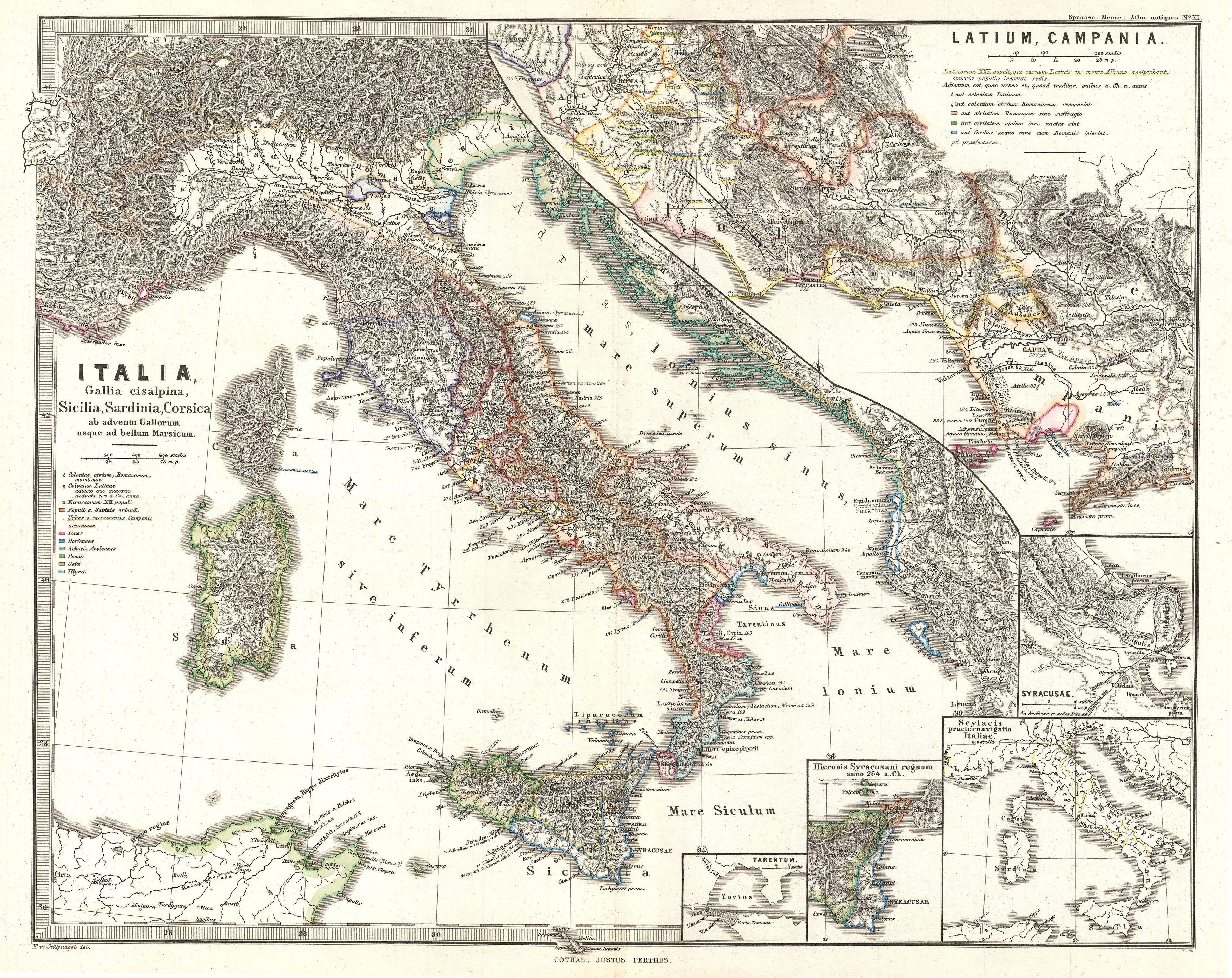 Mappa Dellitalia Antica.Siti Archeologici Dell Italia Antica Wikipedia