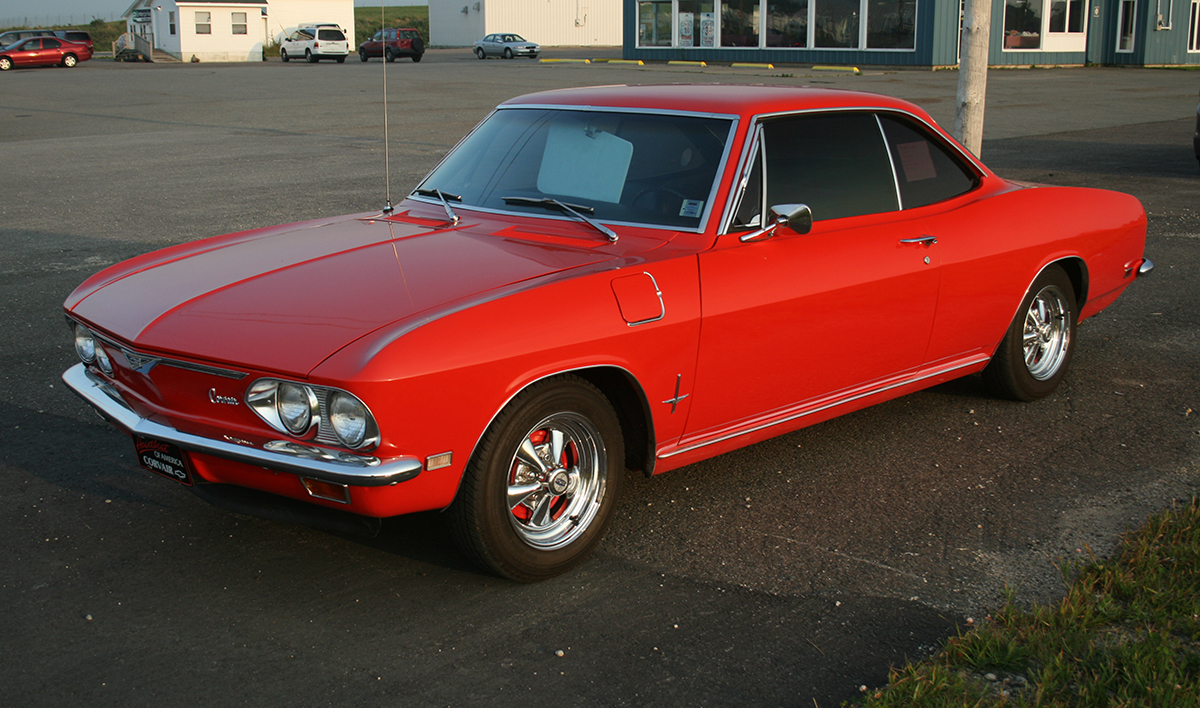 All Chevy chevy corvair monza : File:1967 Chevrolet Corvair Monza Front.JPG - Wikimedia Commons