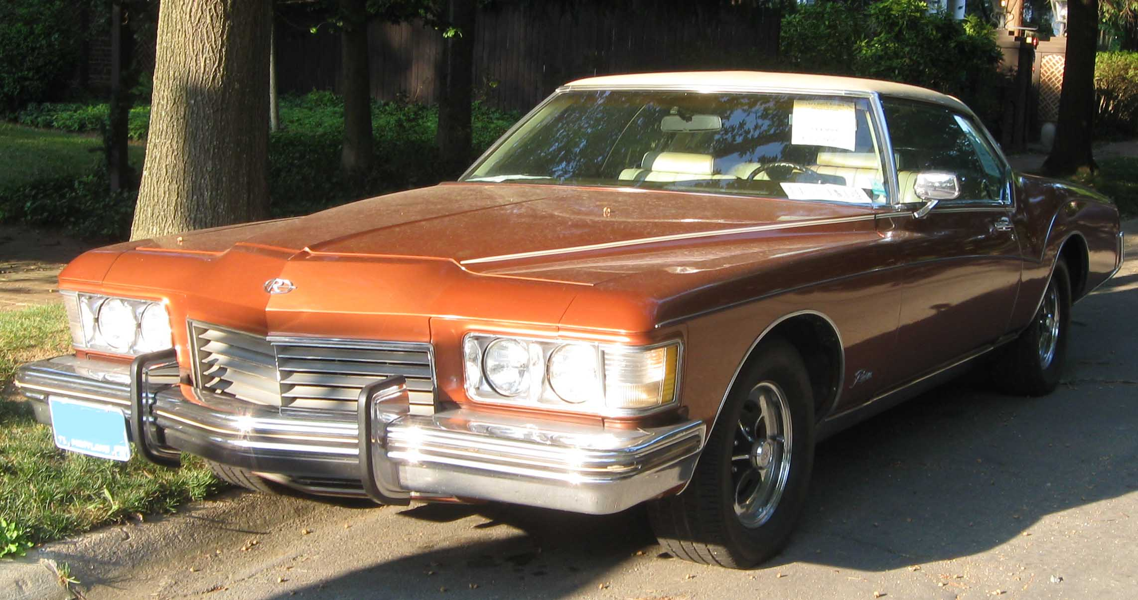 Buick Riviera on 1987 Buick Lesabre Parts