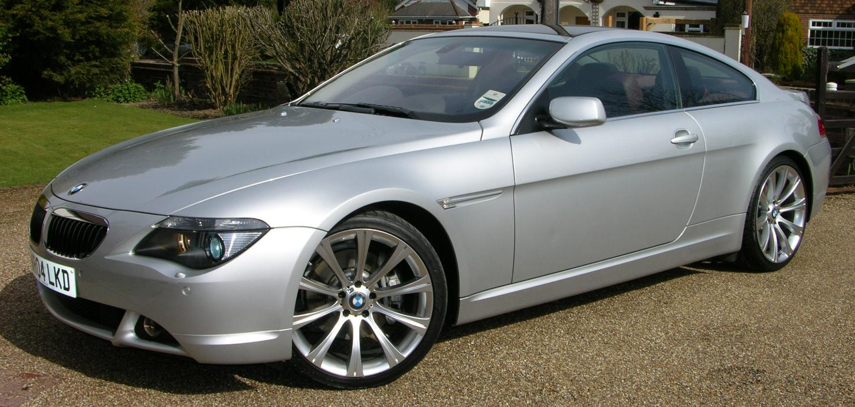 File BMW Ci Sport Flickr The Car Spy Jpg - 2009 bmw 645