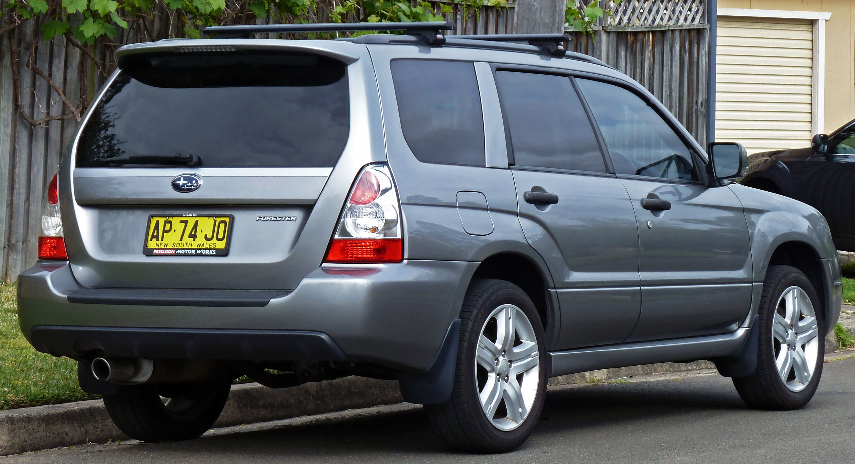File 2005 2008 Subaru Forester Xt Wagon 01 Jpg Wikipedia