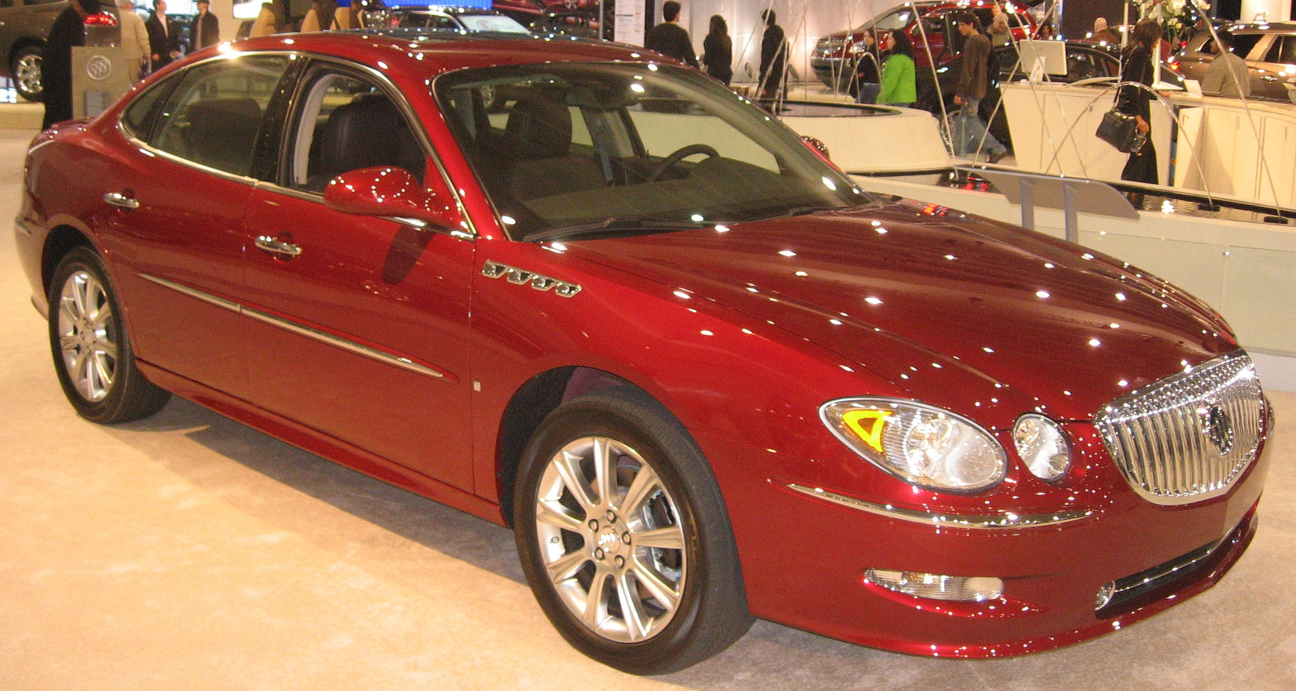 File2008 Buick LaCrosse Super DCJPG  Wikimedia Commons