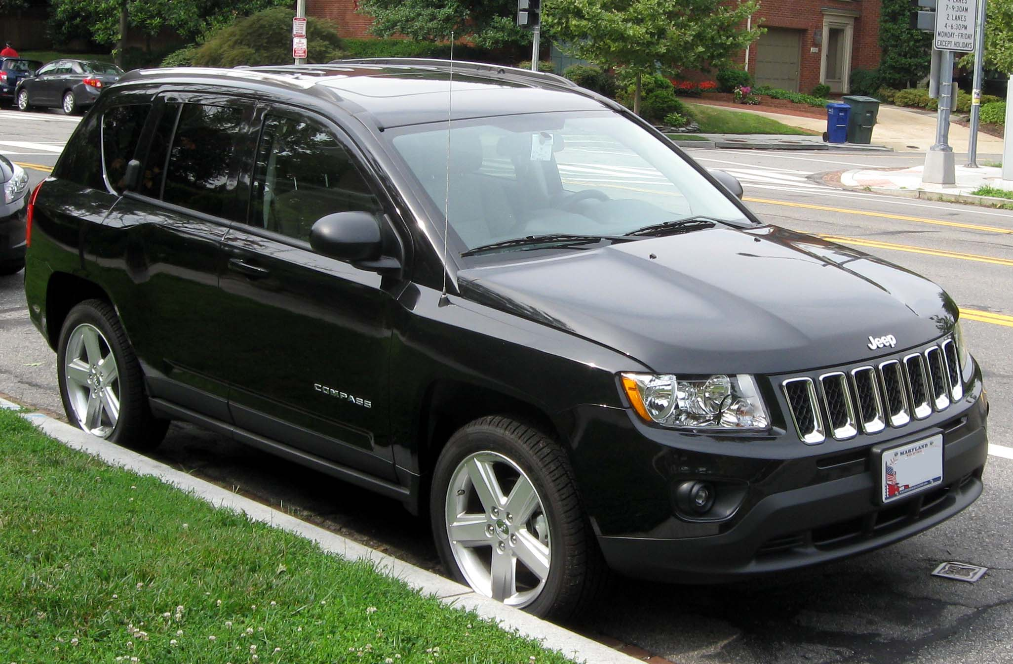 File 2011 Jeep Compass 07 04 2011 Jpg Wikimedia Commons