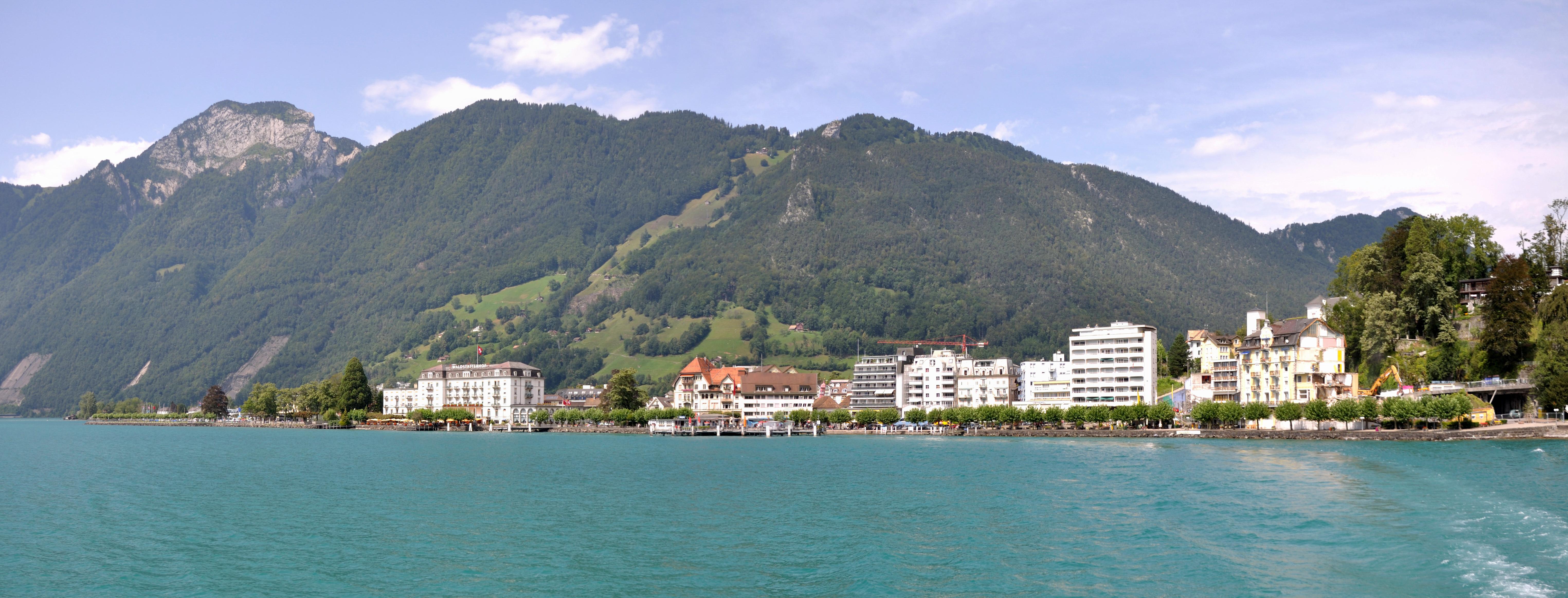 Brunnen Switzerland  City pictures : 2012 08 24 14 13 53 Switzerland Kanton Schwyz Brunnen 2h 98° ...