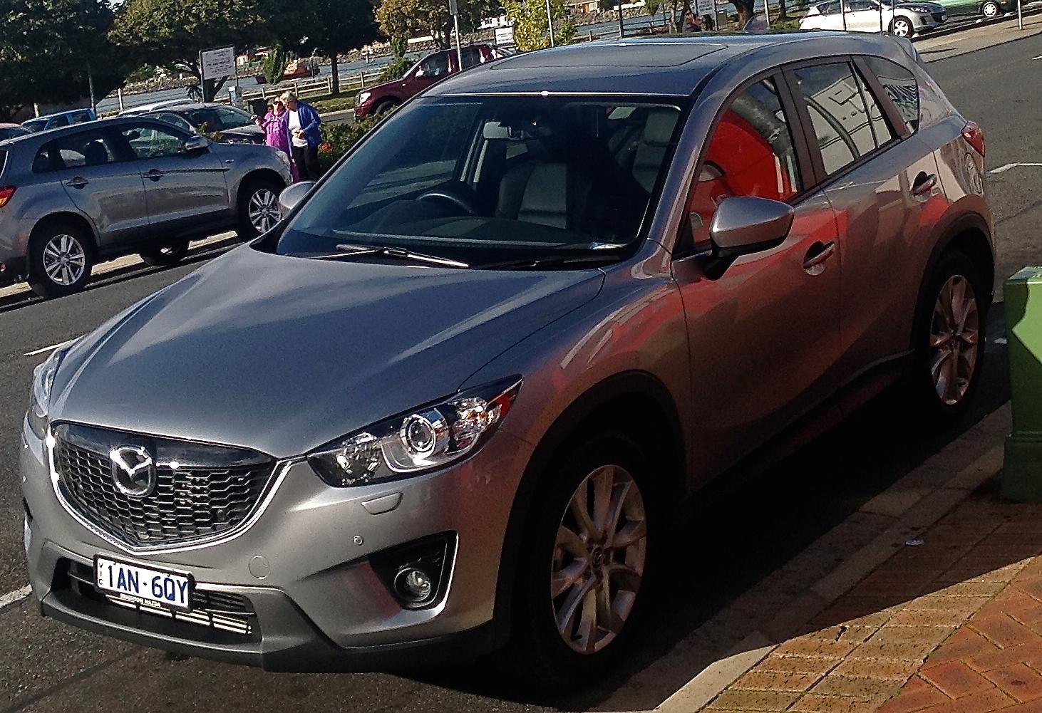 2014 Mazda Cx 5 Grand Touring 4dr Suv 2 5l Awd Auto