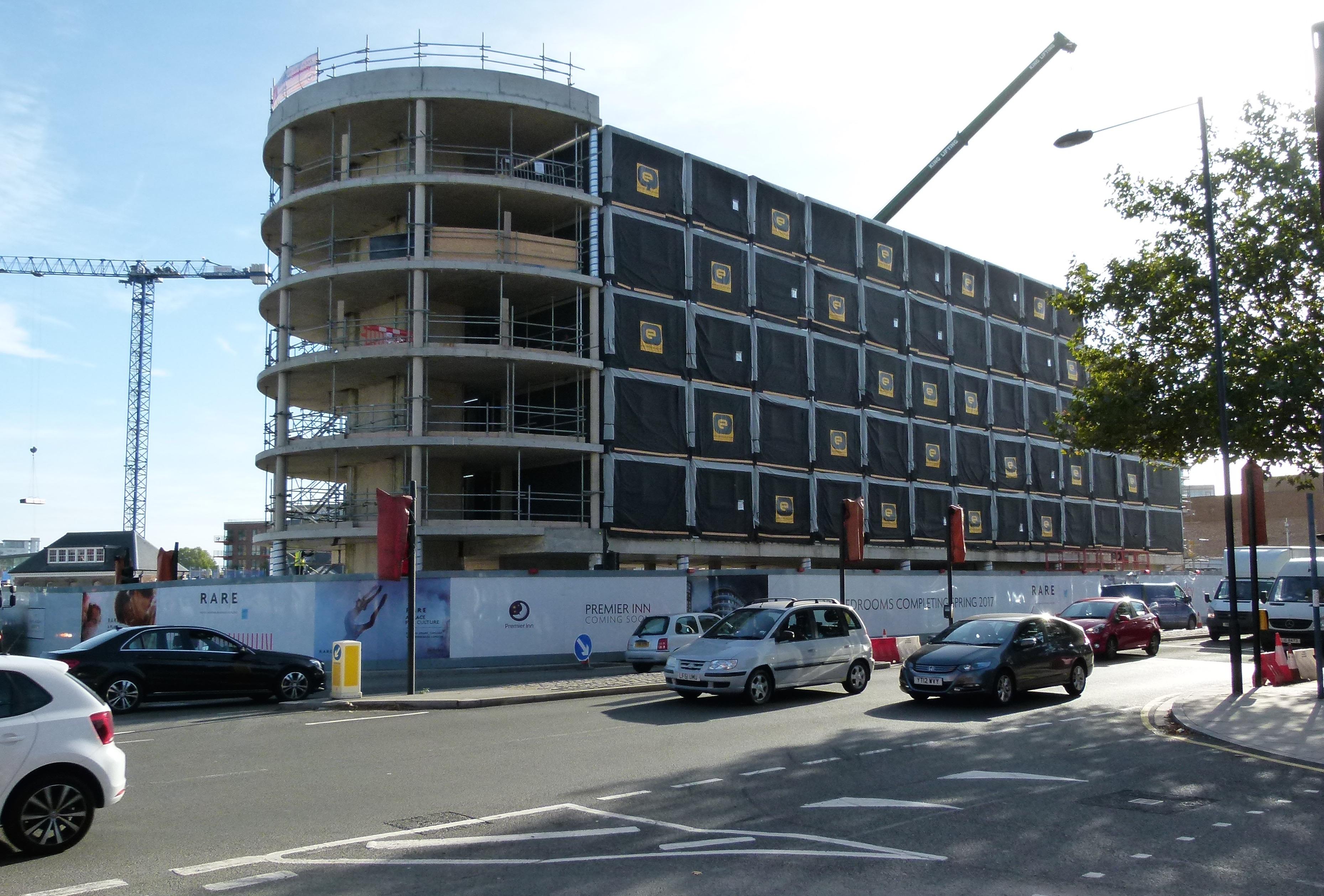 Berkeley New Homes London