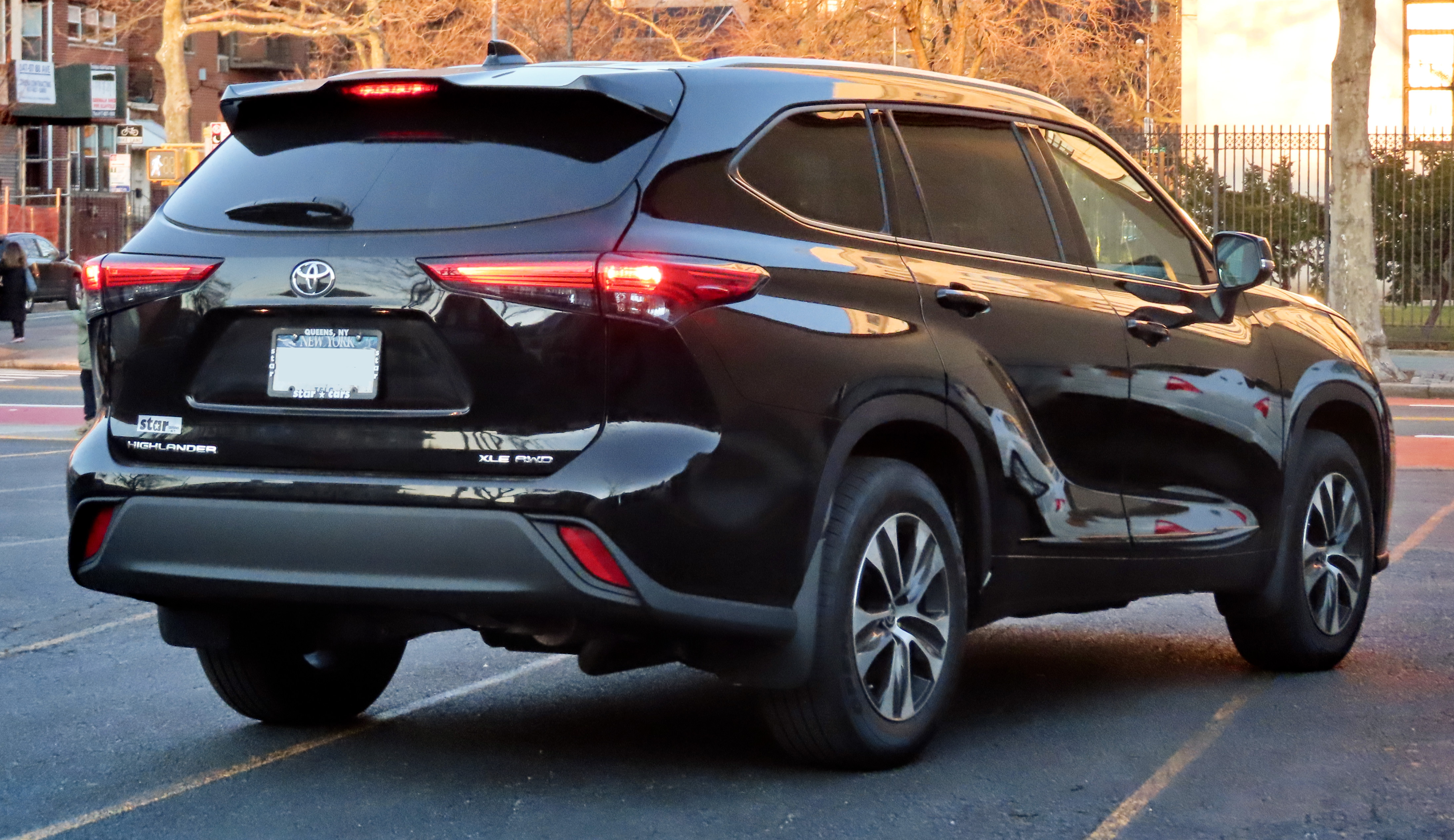 2020 Toyota Highlander First Drive