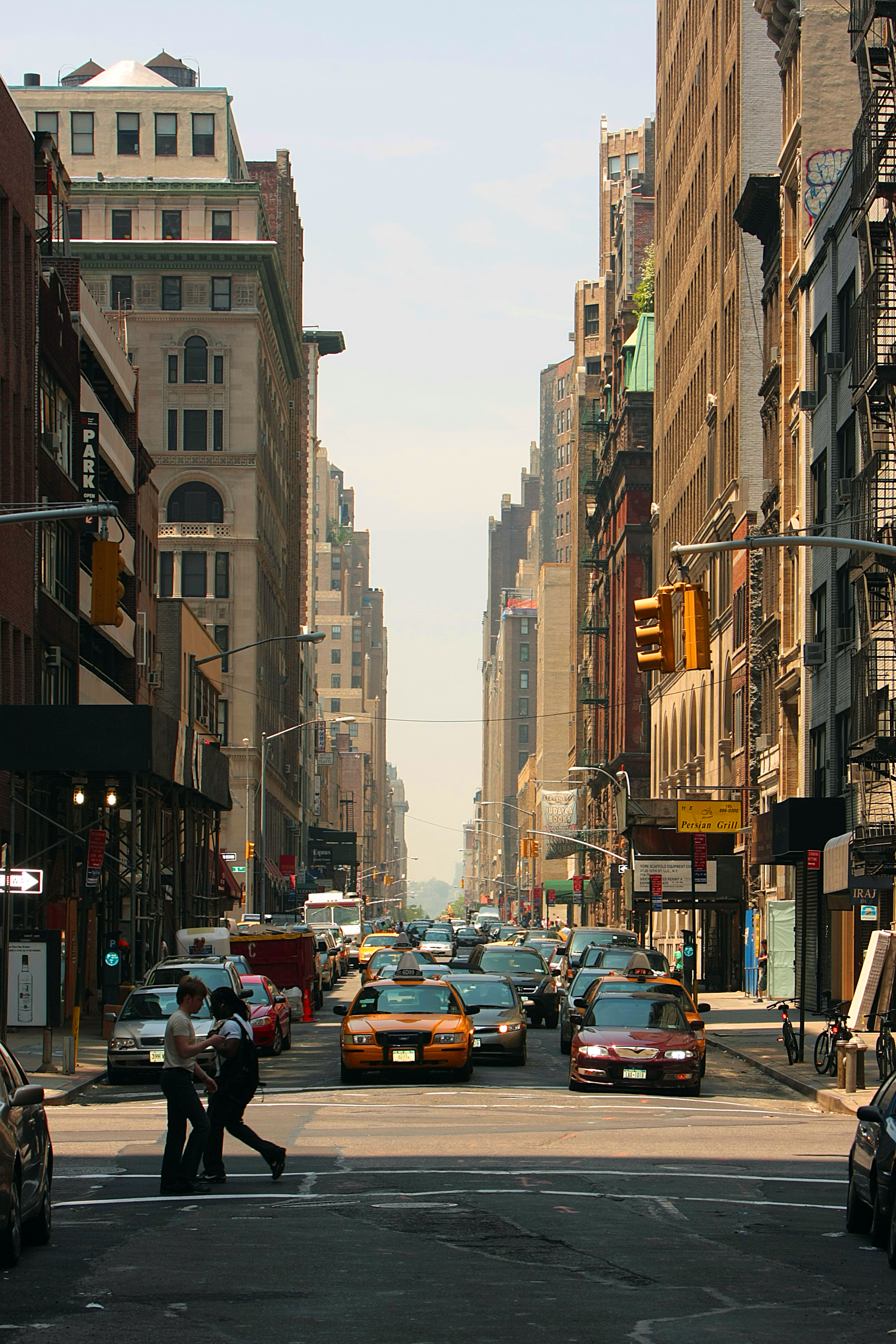 New York City 1978 Naked By Daylight: 5th Avenue, New York: The Most Expensive Shopping Street