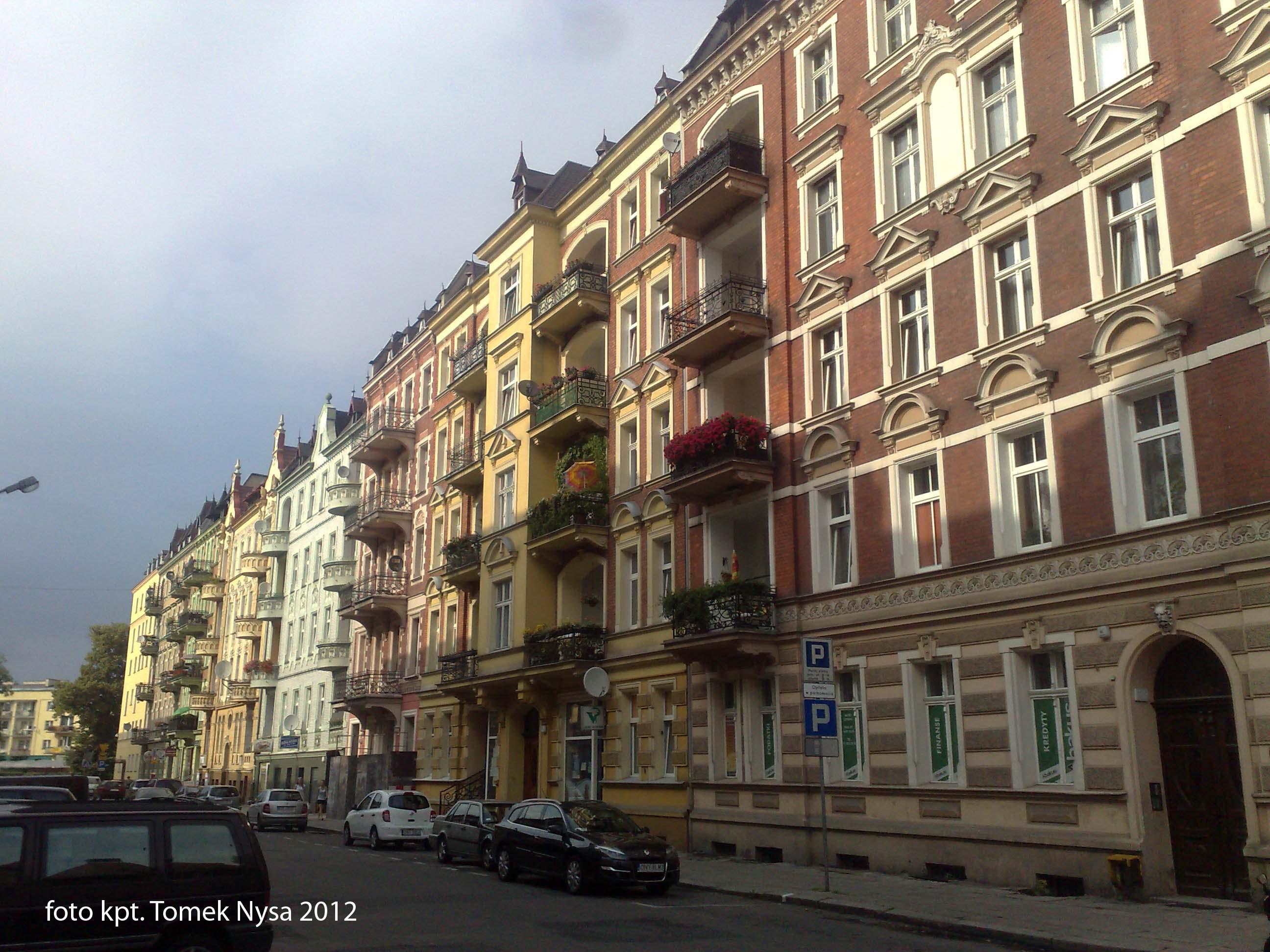 File 8 Zjednoczenia Street In Nysa Poland Jpg Wikimedia