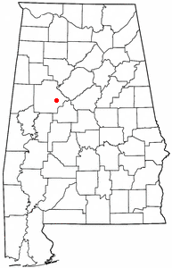 Loko di Brookwood, Alabama