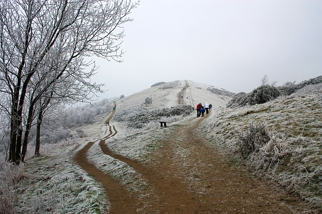 Choice of routes to Pinnacle Hill