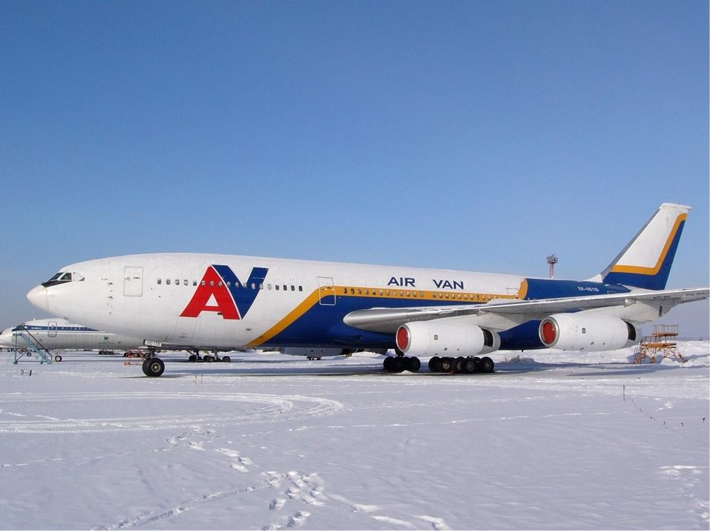 Air Van Airlines - Wikipedia