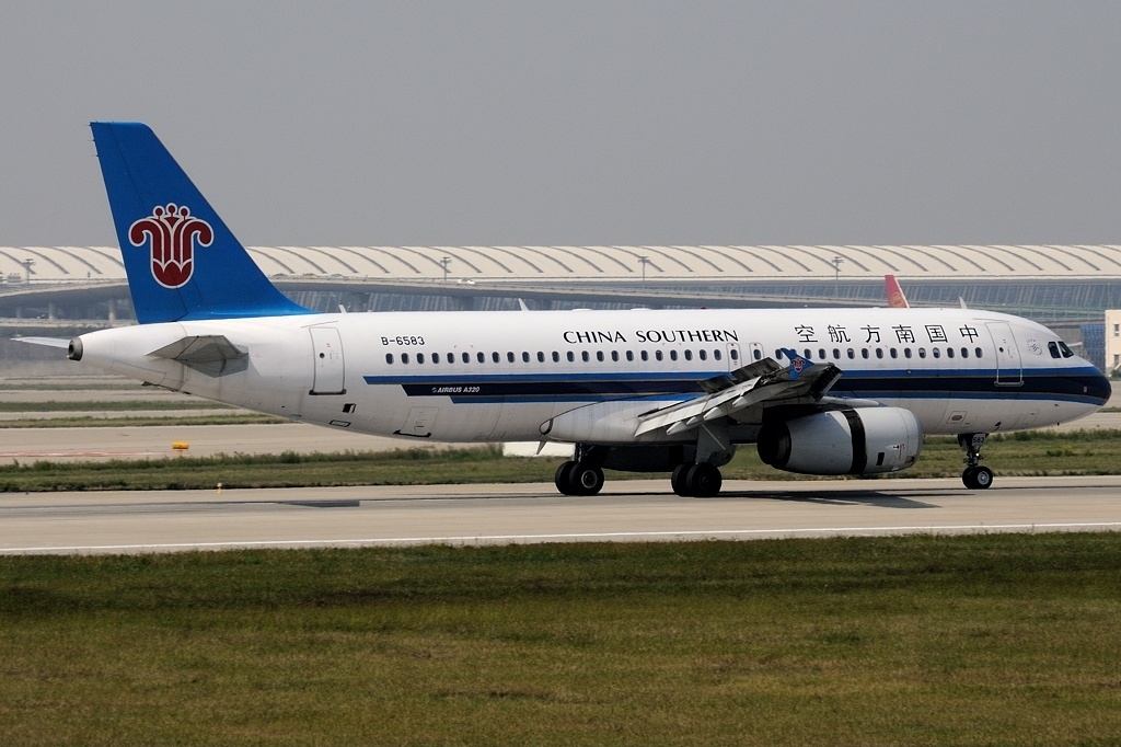 Download this File Airbus China Southern Airlines picture