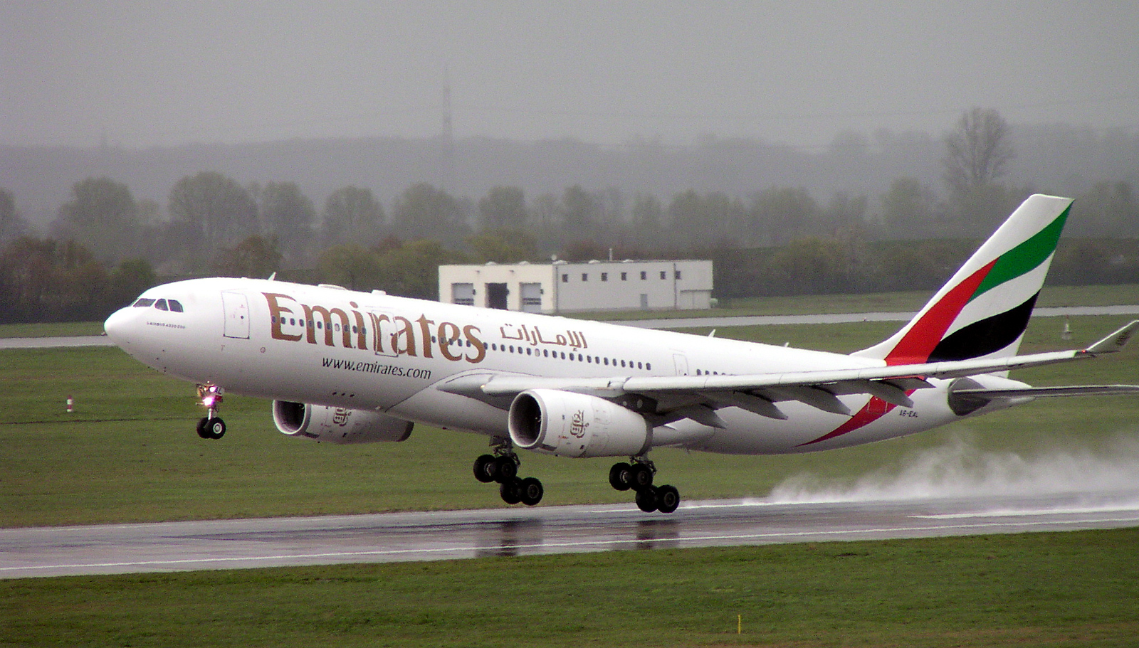 Airbus a330 Emirates