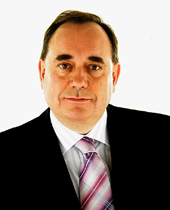 Alex Salmond was the First Minister of Scotland and leader of the SNP during the Scottish Independence Referendum in 2014.