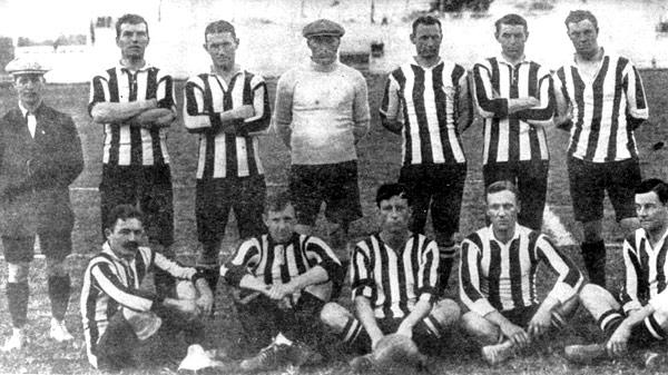 Brighton Squad V Villa