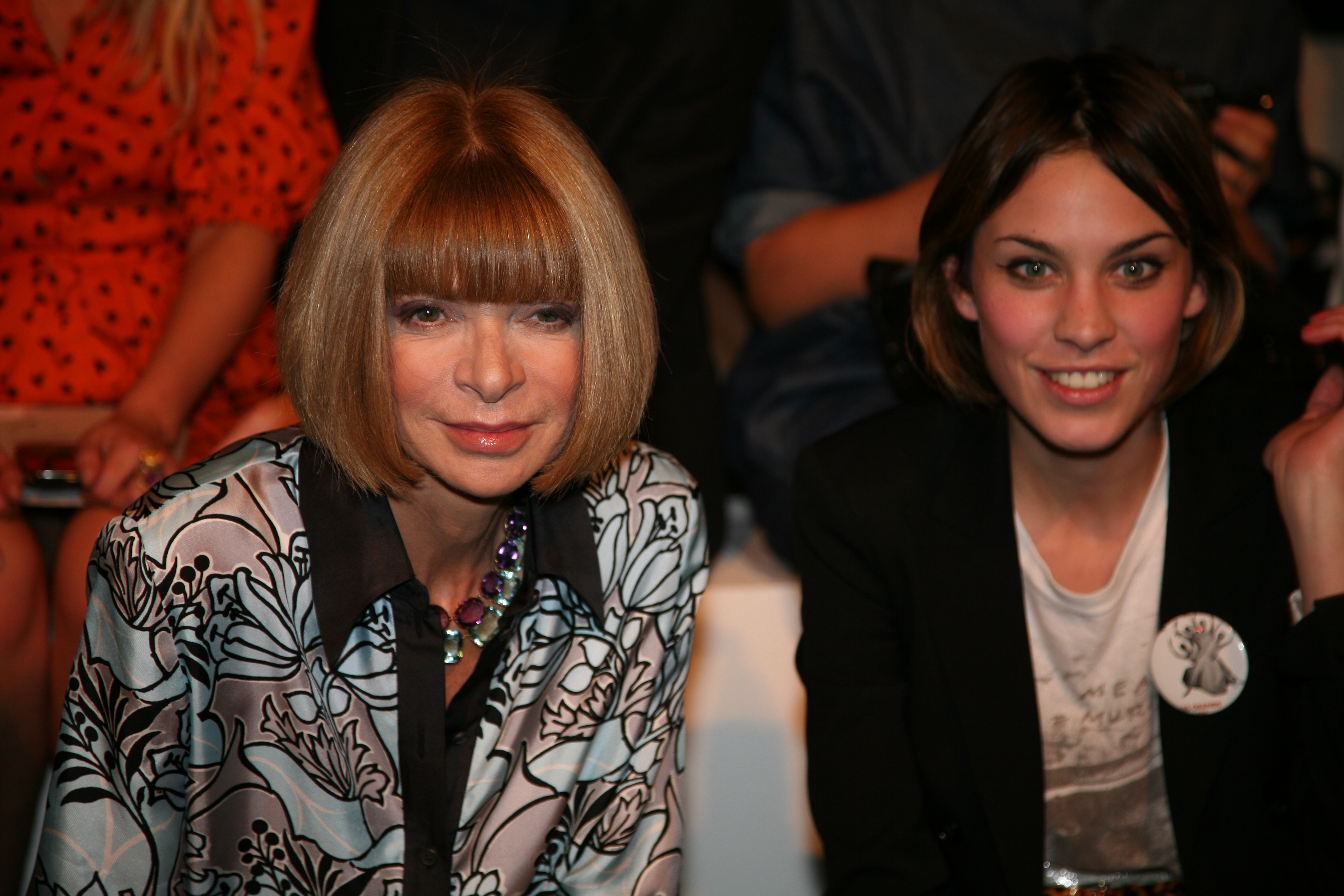 André Leon Talley is awaiting an apology from Anna Wintour. Source: Commons.Wikimedia.