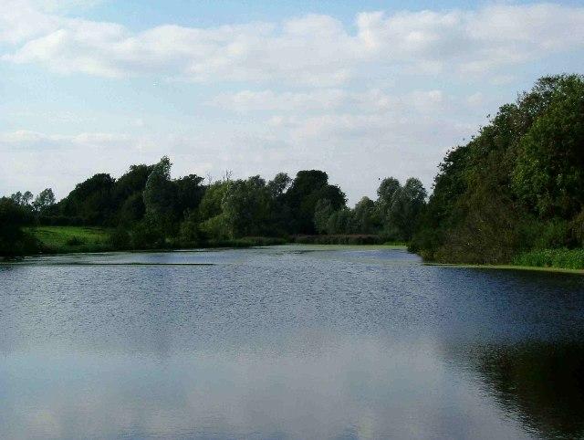 Ardleigh Reservoir near Hillhouse Farm - geograph.org.uk - 55384