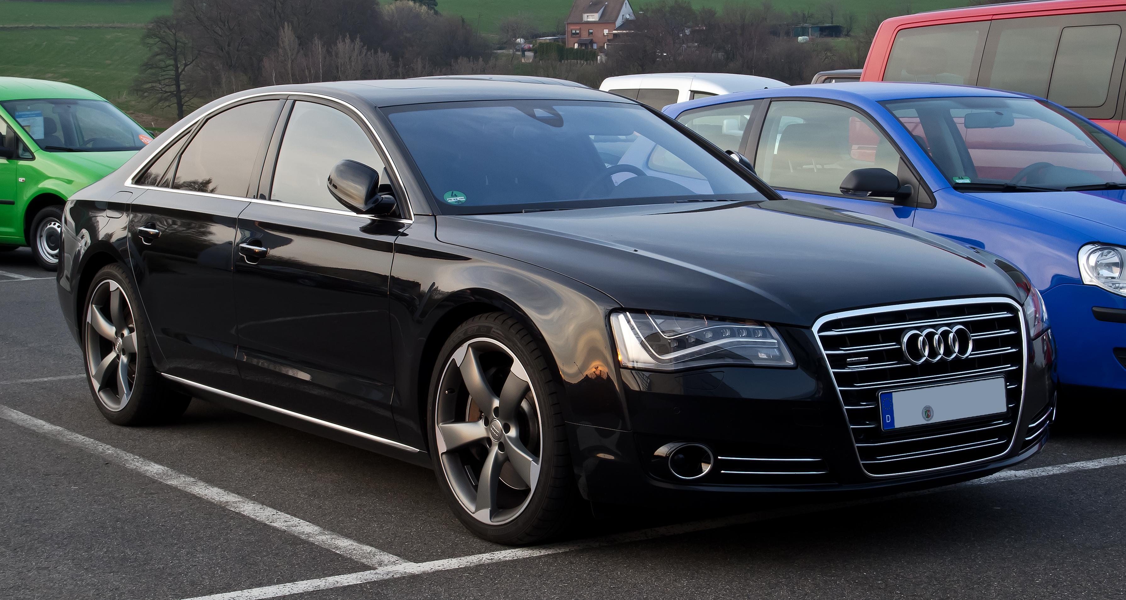 File Audi A8 Quattro D4 Frontansicht 24 M 228 Rz 2012