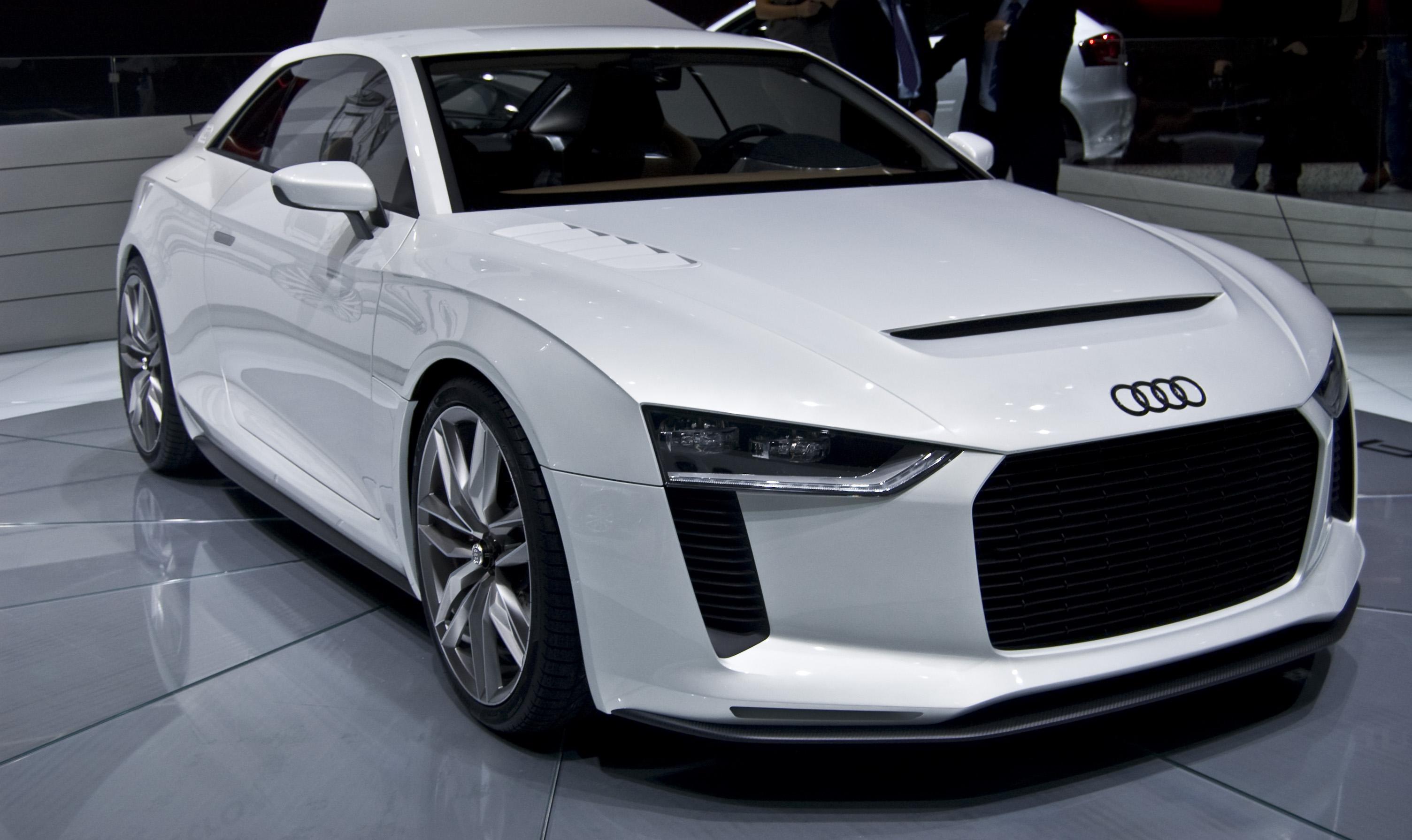 Audi Quattro Concept Wikiwand