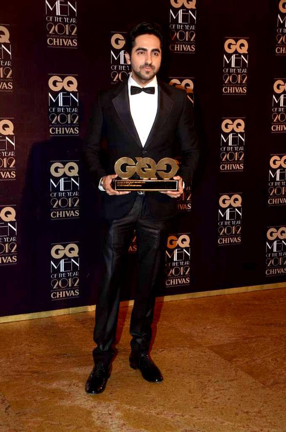 """33-letni, 176 cm wzrostu Ayushmann Khurrana na zdjęciu z 2018"""""""